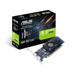 ASUS GEFORCE GT 1030 2GB GDDR5 64 BIT, 7680 X 4320 PIXELS, PCI EXPRESS 3.0