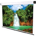 SOPAR 3181SD ML SO-DREAM TELO PER VIDEOPROIETTORI MANUALE FORMATO 4:3 180X135 COLORE BIANCO