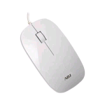 ADJ MO110 3D MINI MOUSE OTTICO WHITE