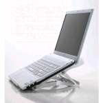 EXPONENT WORLD SUPPORTO PER NOTEBOOK WHITE