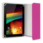 "HAMLET COVER UNIVERSALE TABLET 7/8"" ROSA"
