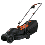 BLACK AND DECKER BEMW351 RASAERBA 1000W