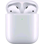 APPLE AiRPODS 2 AURICOLARI BLUETOOTH CON CUSTODIA DI RICARICA WIRELESS