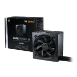 BE QUIET! ALIMENTATORE ATX PURE POWER 11 500W 80PLUS GOLD COLORE NERO