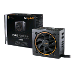 BE QUIET! ALIMENTATORE ATX PURE POWER 11 CM SEMI-MODULAR 500W 80PLUS GOLD COLORE NERO