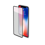 CELLY APPLE iPHONE X/XS FULL GLASS PROTEGGI SCHERMO BLACK