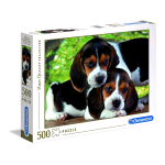 CLEMENTONI CLOSE TOGETHER HIGH QUALITY COLLECTION PUZZLE 500 Pz.