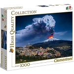 CLEMENTONI ETNA HIGH QUALITY COLLECTION PUZZLE 1.000 Pz