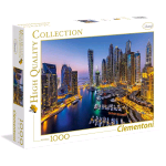 CLEMENTONI DUBAI HIGH QUALITY COLLECTION PUZZLE 1000 PEZZI