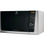 ELECTROLUX EMS21400S FORNO A MICROONDE 800W + GRILL 1.000W CAPACITA' 21 LT INOX