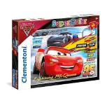 CLEMENTONI CARS FRIENDS FOR THE WIN PUZZLE 60 Pz.