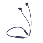CELLY AURICOLARI CON MICROFONO BLUETOOTH COLORE BLU