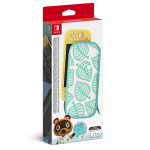 NINTENDO SWITCH LITE KIT CUSTODIA + PELLICOLA ANIMAL CROSSING: NEW HORIZONS LIMITED EDITION