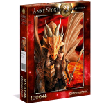 CLEMENTONI ANNE STOKES COLLECTION INNER STRENGHT PUZZLE 1000 Pz.