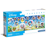 CLEMENTONI DISNEY PANORAMA COLLECTION PUZZLE 1.000 Pz.