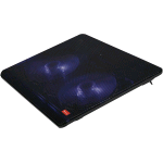 "NGS JETSTAND BASE DI RAFFREDDAMENTO PER NOTEBOOK DA 15.6"" USB LED 1.000 GIRI/MIN NERO"