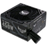 ASUS TUF-GAMING-450B ALIMENTATORE 450 W 80 PLUS BRONZE 20+4 PIN ATX NERO