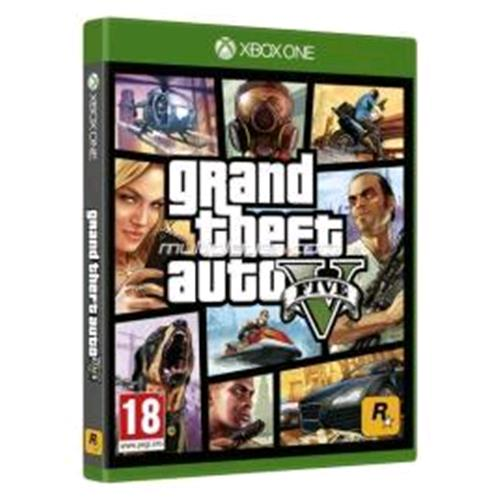 TAKE 2 TAKE TWO GTA V PER XBOX ONE VERSIONE ITALIANA Take 2 105560 5560 5026555284110 SWX10075