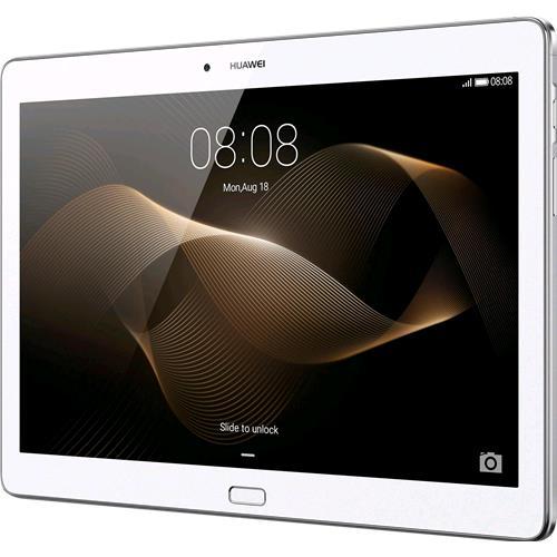 "HUAWEI MEDIAPAD M2 10.0 10.1"" 64GB RAM 3GB WI-FI + 4G LTE ANDROID ITALIA SILVER WHITE HUAWEI 166392 6392 6901443115747 53016145"