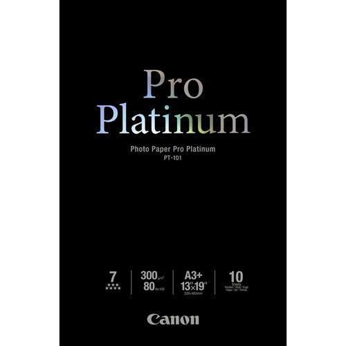 Canon CANON PT-101 CARTA FOTOGRAFICA A3+ 10 FOGLI