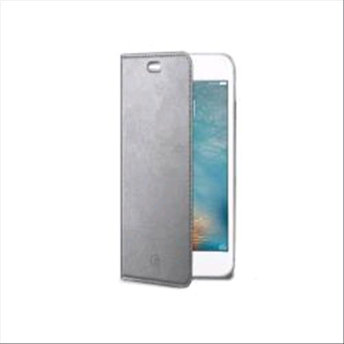 CELLY APPLE iPHONE 7 AIR CASE CUSTODIA AGENDA COLORE SILVER CELLY 200071 8021735722410 AIR800SV 0071